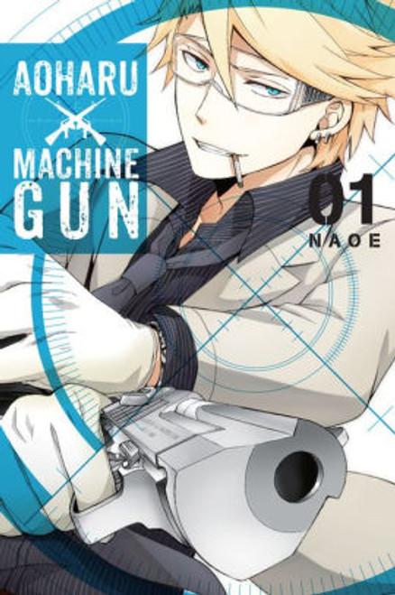 AOHARU MACHINE GUN VOL 01