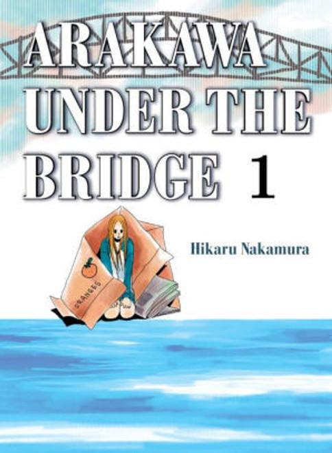 ARAKAWA UNDER THE BRIDGE VOL 01