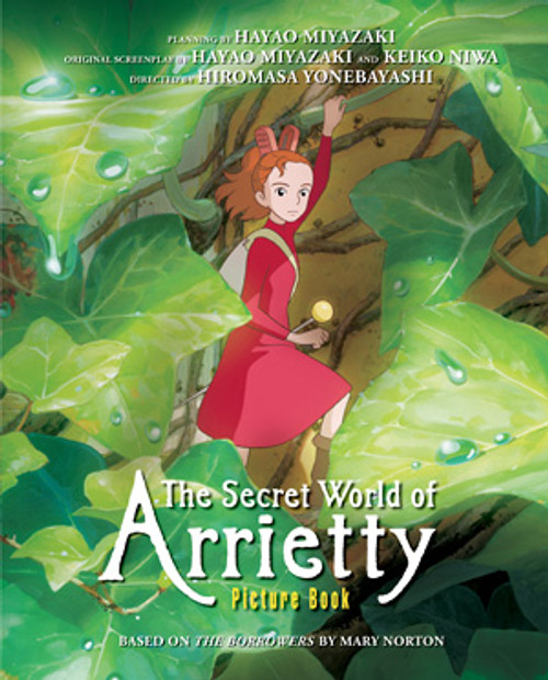 ARRIETTY PICTURE BOOK HC