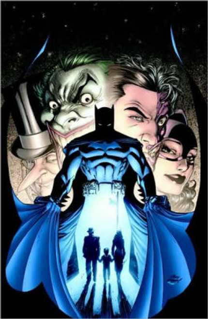 BATMAN WHATEVER HAPPENED TO THE CAPED CRUSADER SC