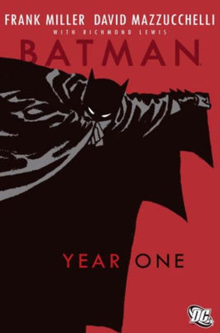 BATMAN YEAR ONE 20TH ANNIVERSARY SC