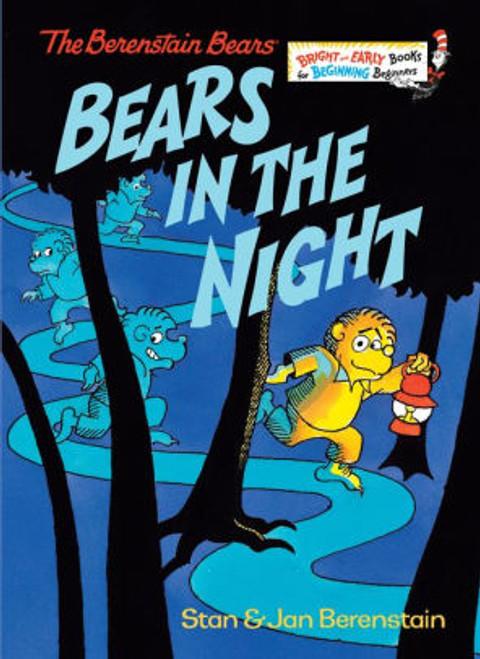BERENSTAIN BEARS BEARS IN THE NIGHT HC