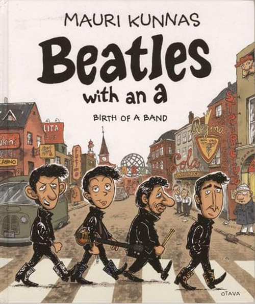 BEATLES WITH AN A HC