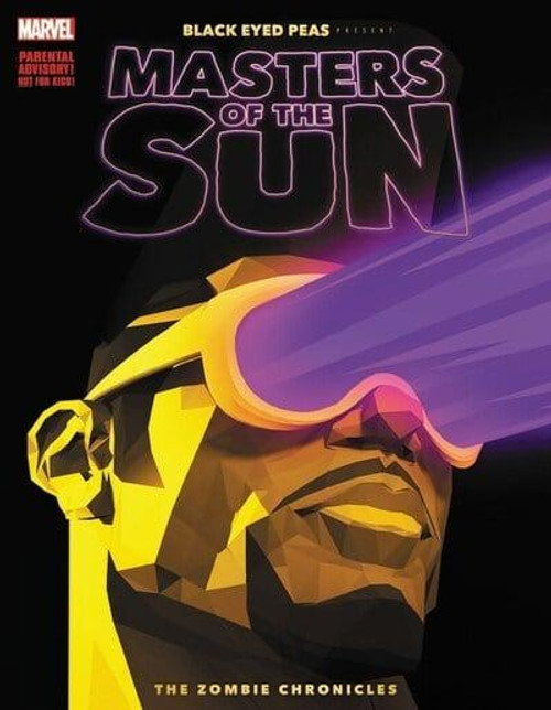 BEP MASTERS OF THE SUN HC