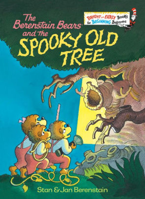 BERENSTAIN BEARS THE SPOOKY OLD TREE HC