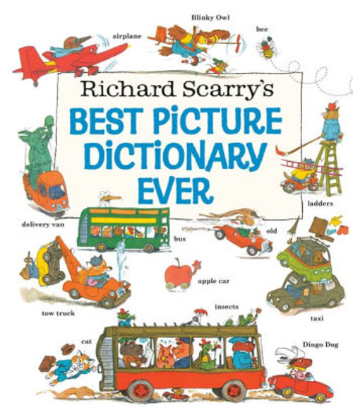 BEST PICTURE DICTIONARY HC
