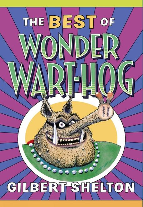 BEST OF WONDER WART-HOG SC BOOKPLATE EDITION