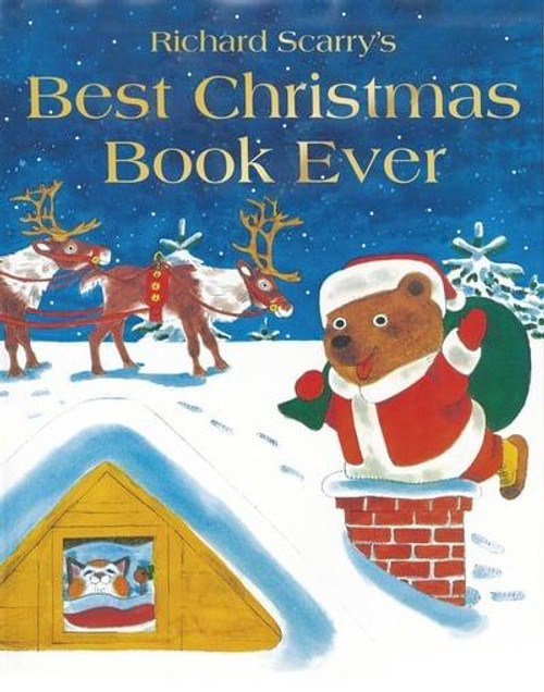 BEST CHRISTMAS BOOK SCARRY