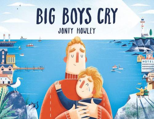 BIG BOYS CRY HC