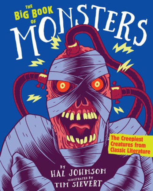 BIG BOOK OF MONSTERS HC