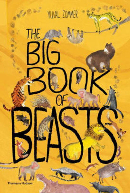 BIG BOOK OF BEASTS HC