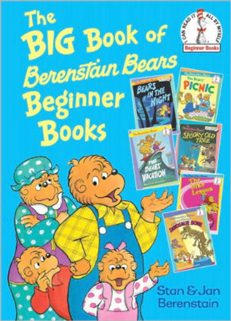 BIG BOOK OF BERENSTAIN BEARS BEGINNER BOOKS HC