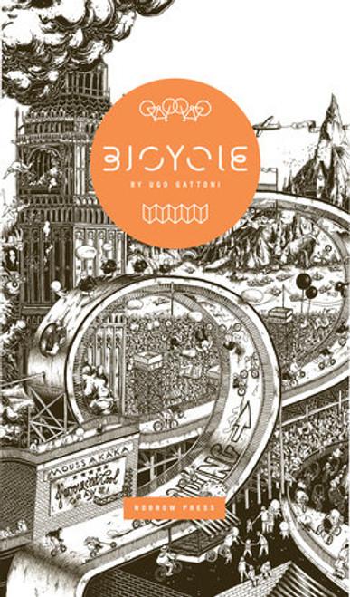 BICYCLE NOBROW CONCERTINA