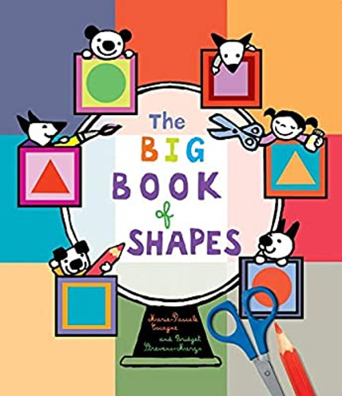 BIG BOOK OF SHAPES HC
