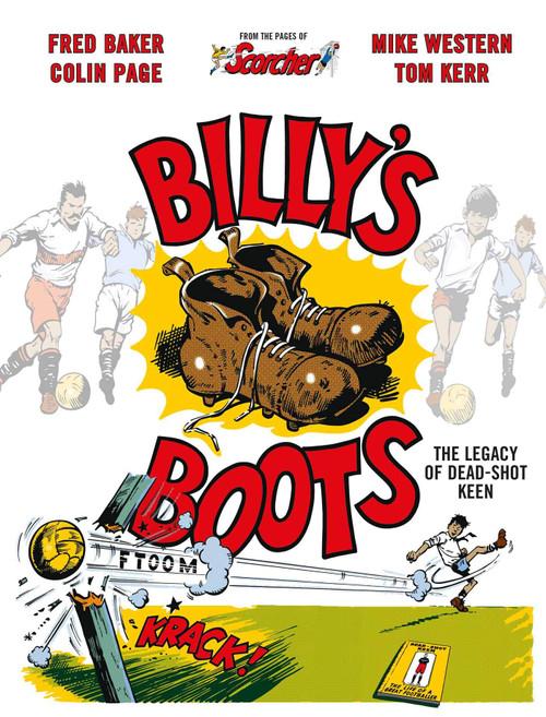 BILLYS BOOTS HC VOL 01