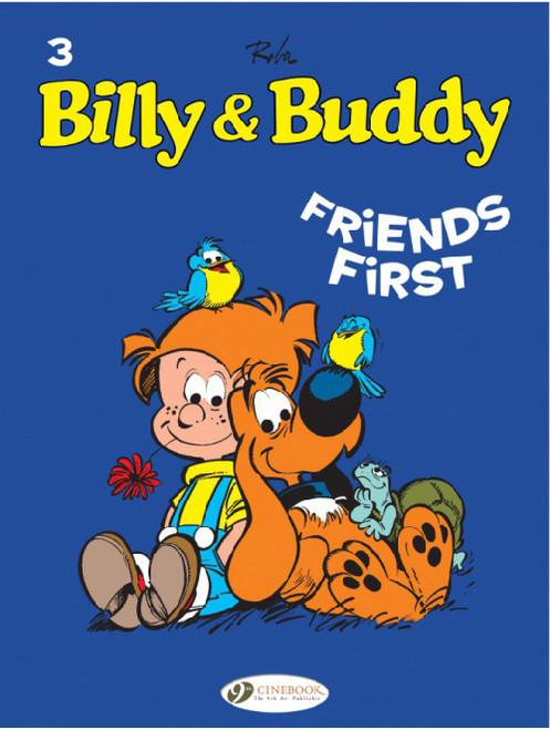 BILLY AND BUDDY VOL 03