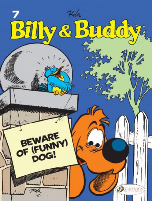 BILLY AND BUDDY VOL 07