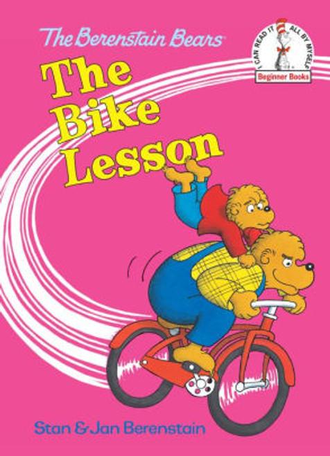 BERENSTAIN BEARS THE BIKE LESSON HC