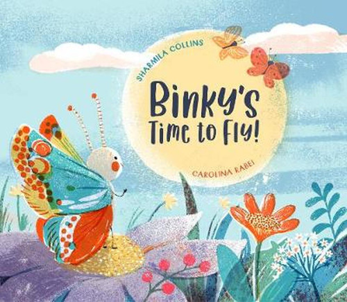 BINKY'S TIME TO FLY