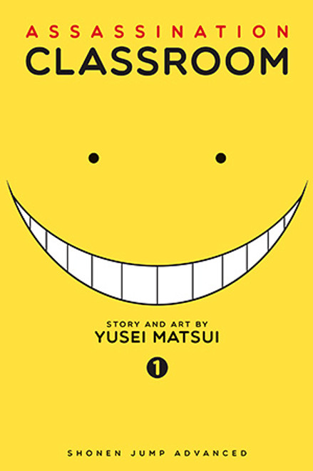 ASSASSINATION CLASSROOM VOL 01
