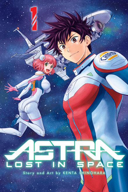ASTRA LOST IN SPACE VOL 01