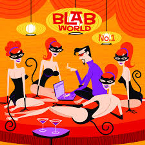 BLAB WORLD HC VOL 01
