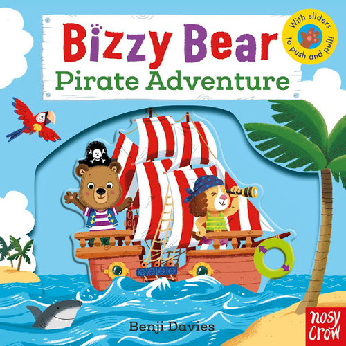 BIZZY BEAR PIRATE ADVENTURES BOARD