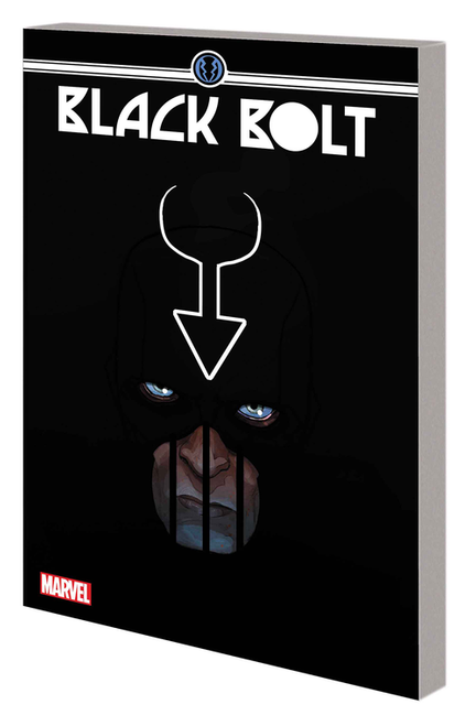BLACK BOLT TP VOL 01 SIGNED BY CHRISTIAN WARD