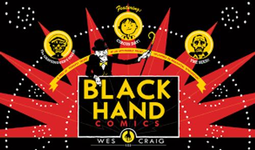 BLACKHAND COMICS HC