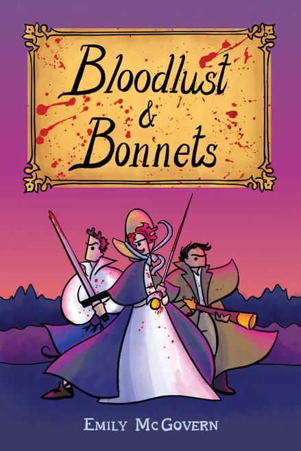 BLOODLUST AND BONNETS SC