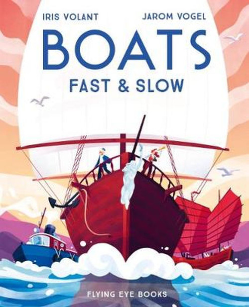 BOATS FAST AND SLOW HC
