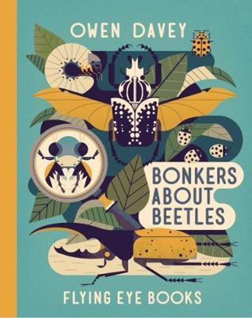BONKERS ABOUT BEETLES HC