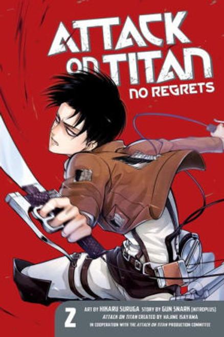 ATTACK ON TITAN NO REGRETS VOL 02