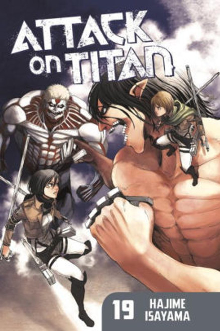 ATTACK ON TITAN VOL 19