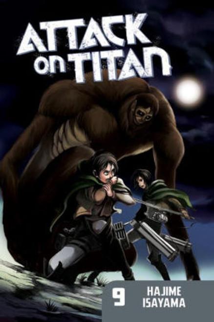 ATTACK ON TITAN VOL 09