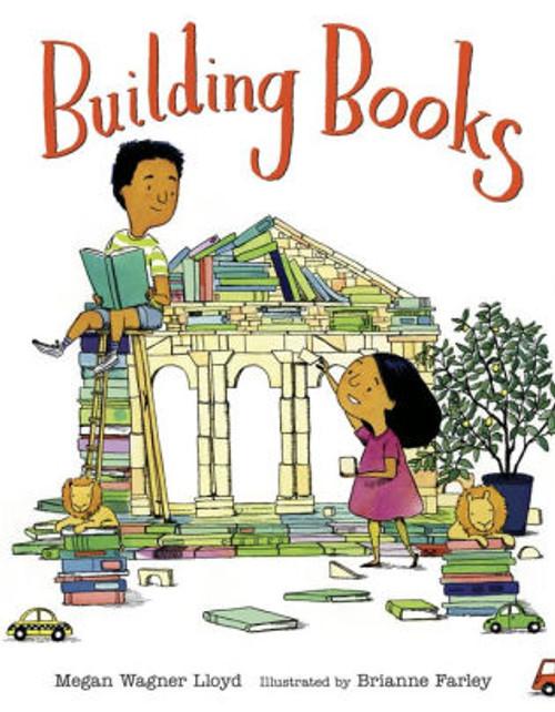 BUILDING BOOKS HC