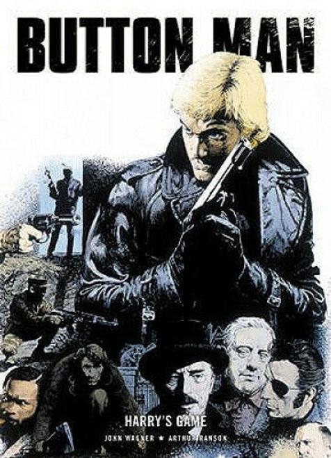 BUTTON MAN KILLER KILLER TP
