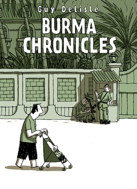 BURMA CHRONICLES UK SC