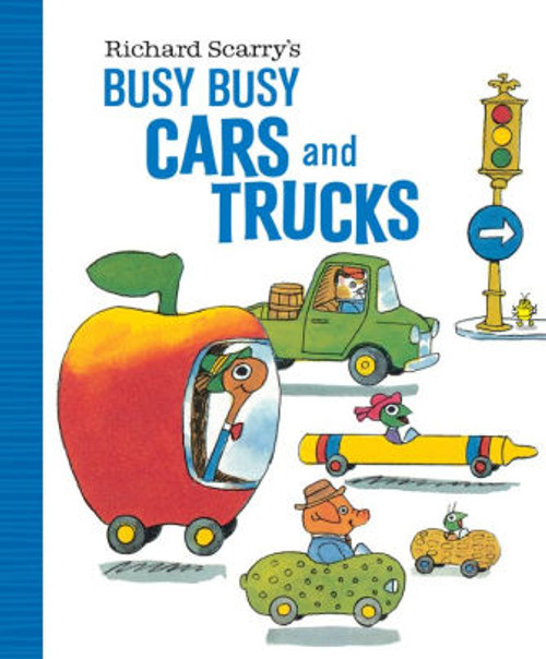 BUSY BUSY CARS AND TRUCKS