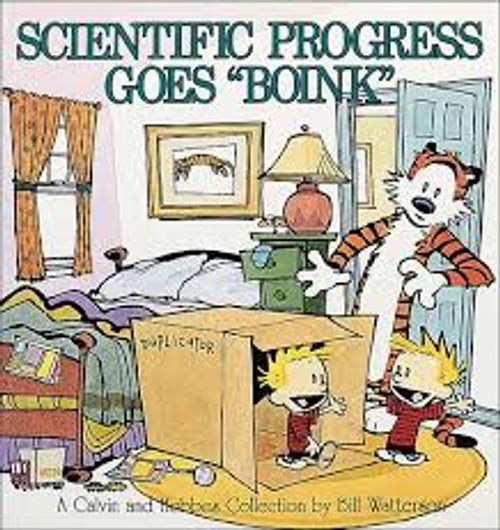CALVIN & HOBBES SCIENTIFIC US ED