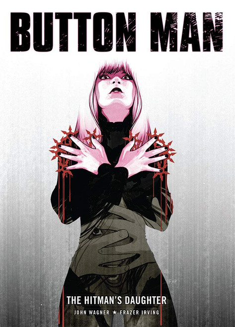 BUTTON MAN THE HITMANS DAUGHTER TP