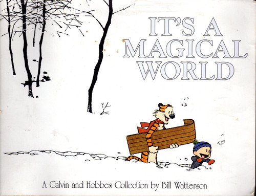 CALVIN & HOBBES ITS A MAGICAL WORLD SC