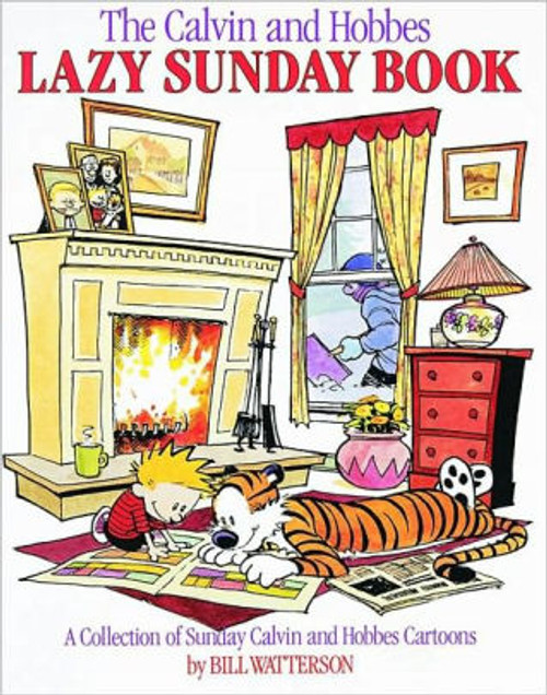 CALVIN & HOBBES LAZY SUNDAY BOOK SC