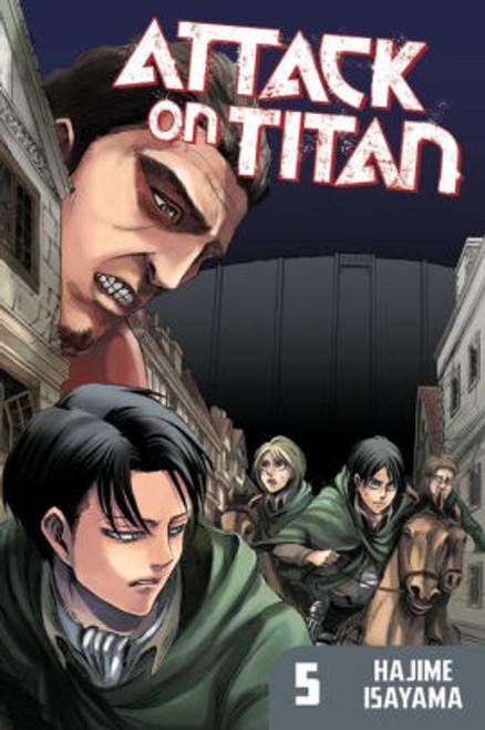 ATTACK ON TITAN VOL 05