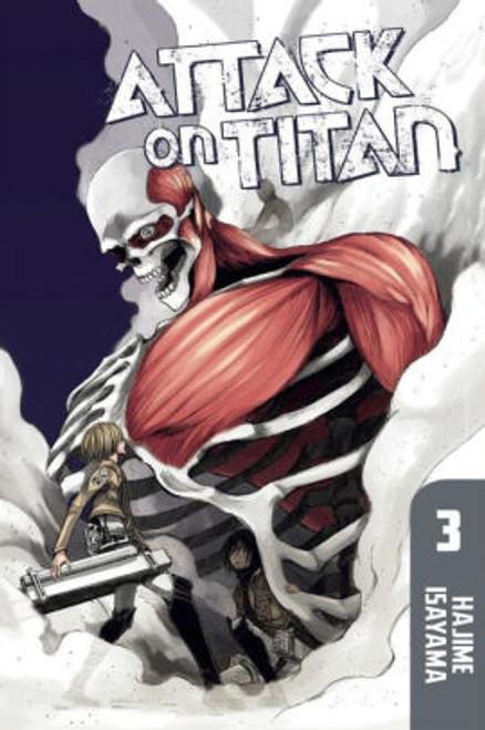 ATTACK ON TITAN VOL 03