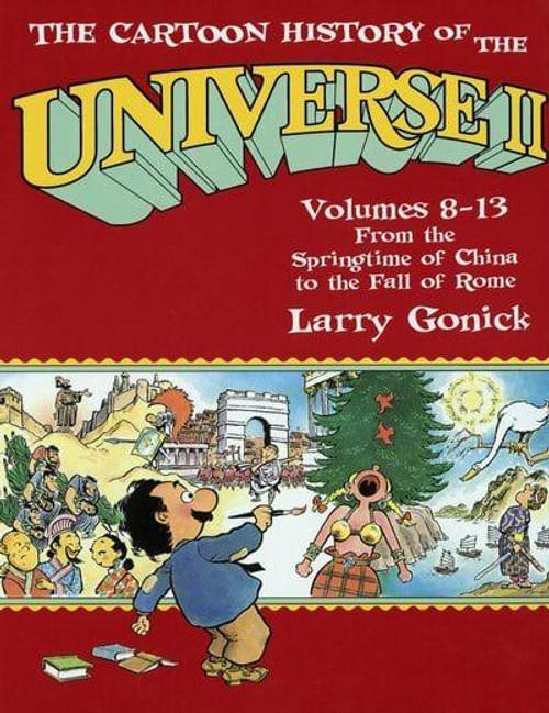 CARTOON HISTORY UNIVERSE SC VOL 02