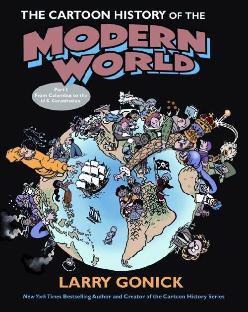 CARTOON HISTORY MODERN WORLD