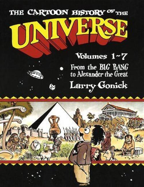 CARTOON HISTORY UNIVERSE SC VOL 01