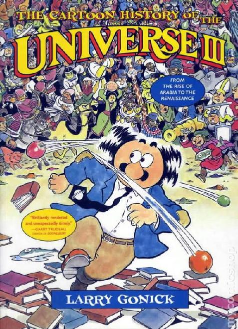 CARTOON HISTORY OF THE UNIVERSE SC VOL 03