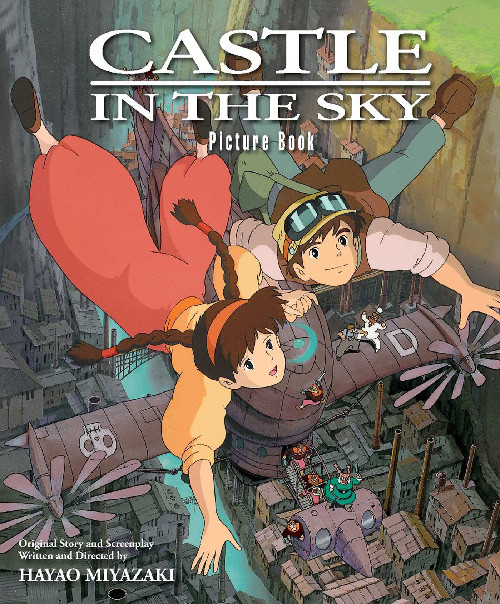 CASTLE IN THE SKY PICTURE HC